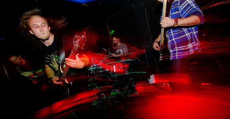 Internal Perdition w klubie Reset