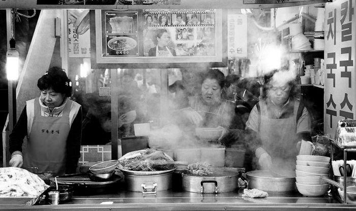 Ludzie Korei